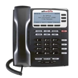 Allworx-9204 and 9204G Business Phone