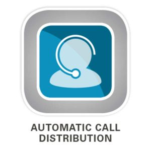 Allworx Automatic Call Distribution Icon