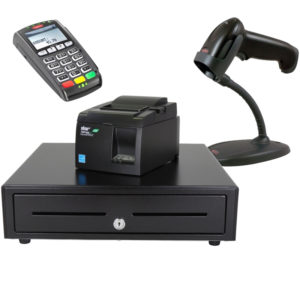 QuickBooks POS Hardware Bundle With Pin Pad
