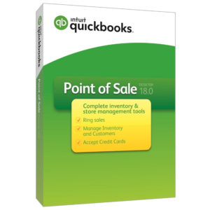 Intuit QuickBooks Point of Sale Software